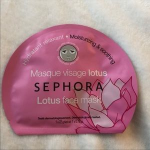Sephora Face Mask!